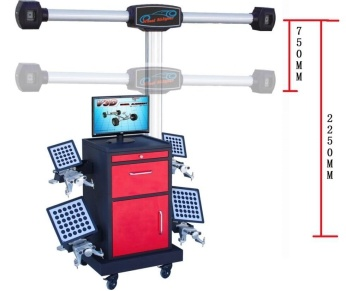 Wld-3D-II Computerized 3D Car Wheel Aligner