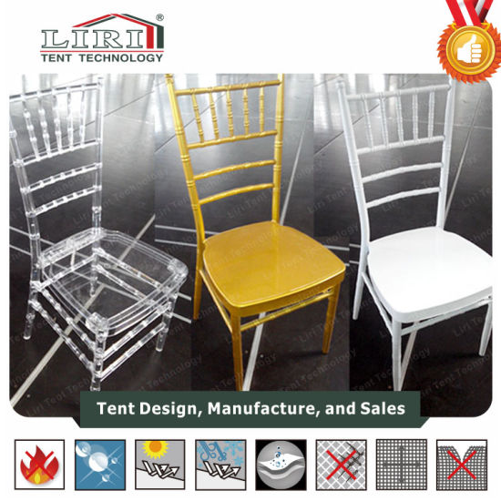 Tent Accessories Event Furniture Banquet Chairs Tables pictures & photos