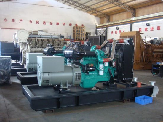 350kVA 280kw Standby Power Cummins Silent Diesel Generator pictures & photos
