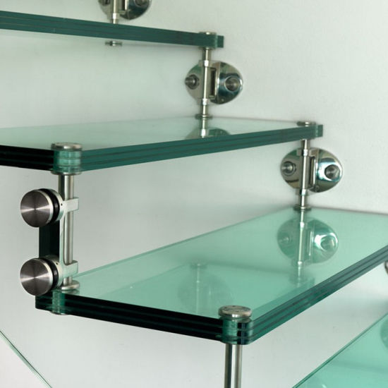 10mm 12mm 15mm 19mm Tempered Laminated Glass Stairs