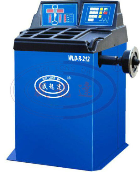 Wld-R-212 Automatic Car Wheel Balancing Machine