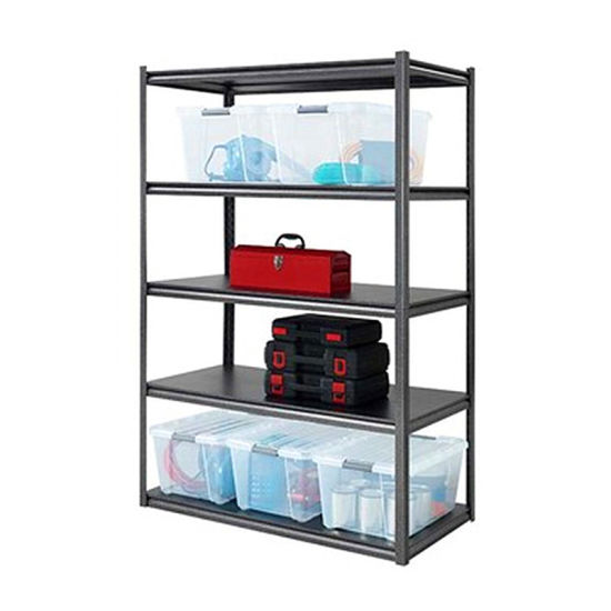 5 Tier Medium Duty Boltless Powder Coat Storage Shelving pictures & photos