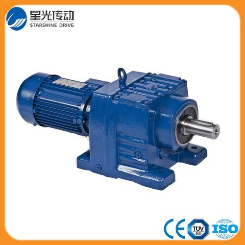 Hot Sell Industrial Helical Gearbox for Power Transmission