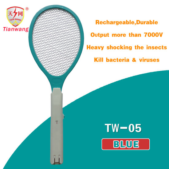 OEM Rechargeable Mosquito Killer Bat for Home Appliance (TW-05) pictures & photos
