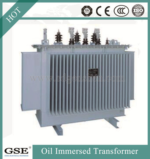 3 Phase Outdoor Installed 200kVA Oil Sealed Electrical Transformer
