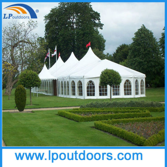 Outdoor Aluminum Luxury Queue Party Tent Wedding Marquee pictures & photos