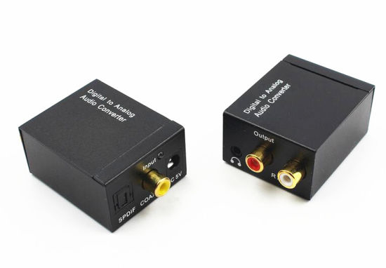 Digital to Analog Audio Converter Wei Stereo pictures & photos