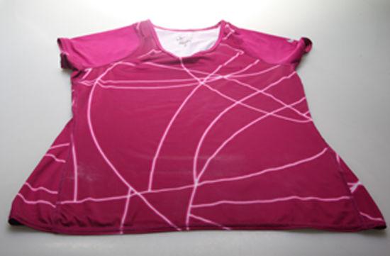 OEM Fashion Custom Women T-Shirt
