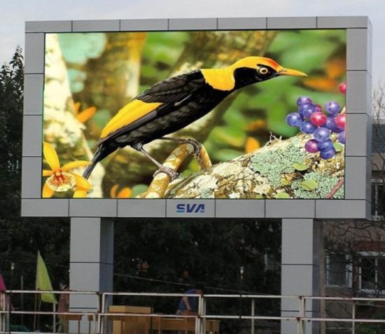 Wholesale Power Saving P10 Outdoor Full Color LED Display Screen