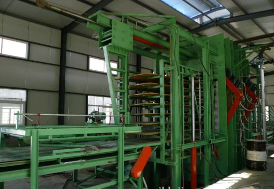 Hydraulic Hot Press Woodworking Machinery pictures & photos
