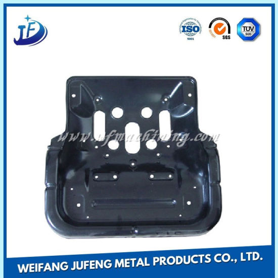 OEM Stainless Steel Sheet Metal Stamped Parts with Zinc Plating pictures & photos