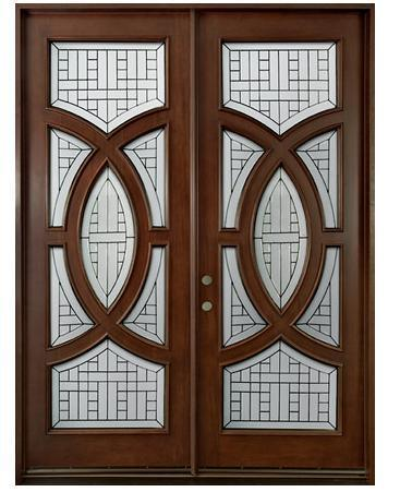 Main Door Design Good Quality Front Door Entrance Solid Wood