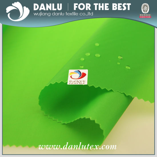 190t Waterproof Printed Polyester Taffeta Tent Fabric