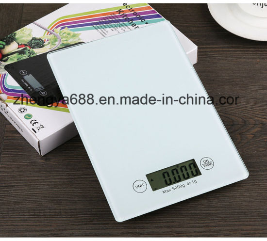 Digital Kitchen Health Food Scale with LCD Display