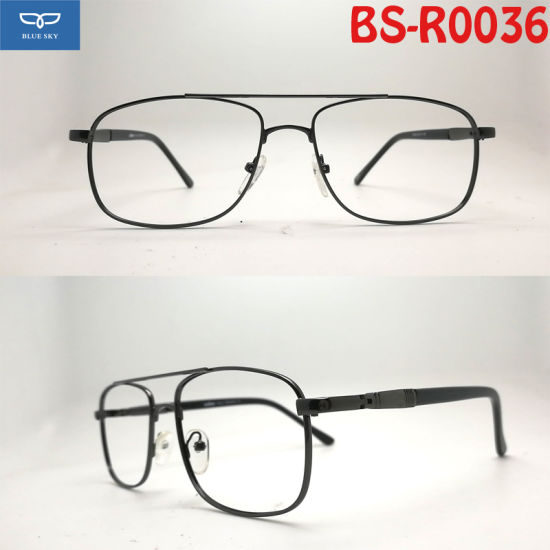 China New Design Hot Selling Vintage Reading Glasses Optical Glasses ...