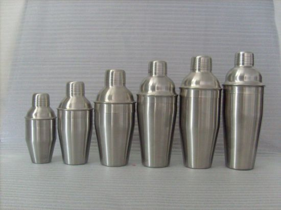 Stainless Steel Boston Shaker with High Quality pictures & photos