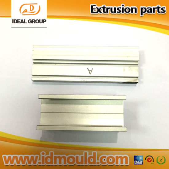Customized Aluminum Extrusion Mould Parts pictures & photos