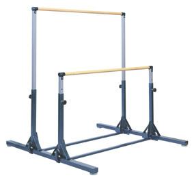 2f69c1b557f2 Fig Indoor Kids Adjustable Gymnastic Uneven Bars Equipment - China ...