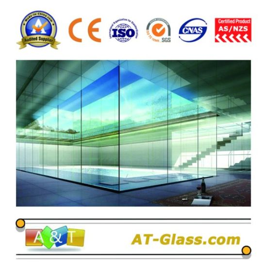 3-19mm Clear Tempered Glass/Toughened Glass with Certificate