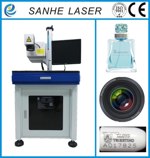 UV Laser Marking Machine for Plastic, Glass and Crystal