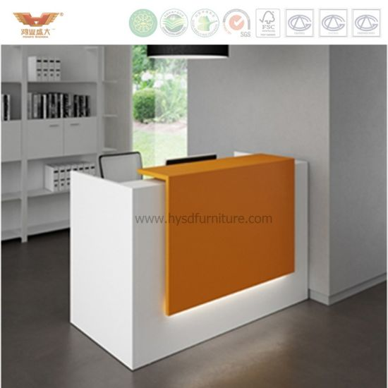 best website 93cff 2d759 China Modern Hot Sale Front Table Reception Counter Desk ...