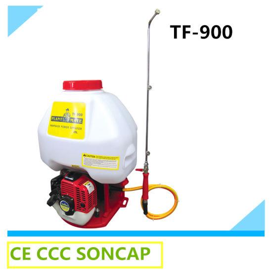 China 30liter Asoline 2 Stroke Engine Knapsack Agricultural Power