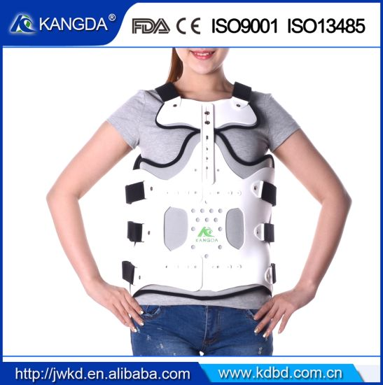 China New Type Thoracic Orthosis Waist Brace with Airbag for