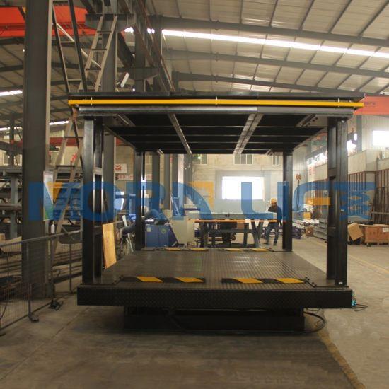 China 3 Ton 7 5 Kw Hydraulic Scissor Lift Table for Car - China Car