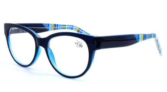 Cp-1780105yt, 2020 Latest Fashion Cp Reading Glasses High Quality Lady Reading Glasses