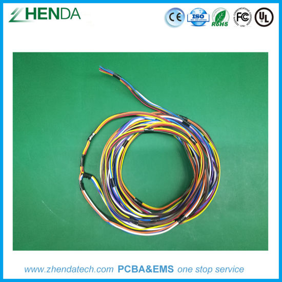 custom cable wire harness for refitting vehicle diy auto vehicle autocar