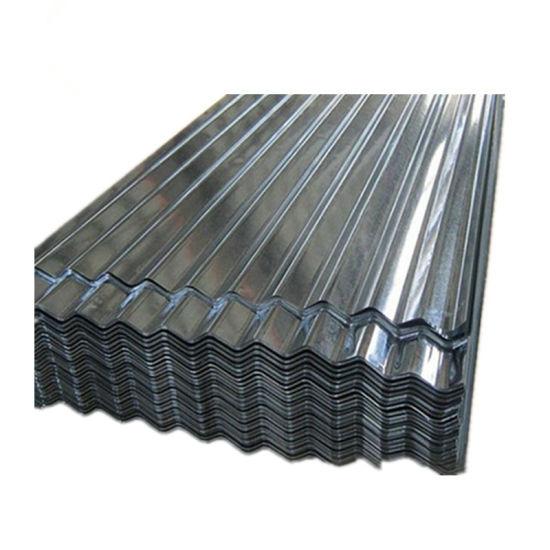 Building Material Z100 Z150 SGCC Zinc Steel Galvanized Iron Roofing Sheet
