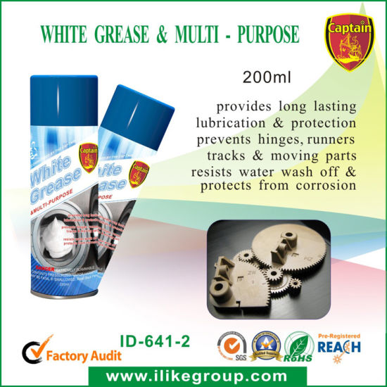Lubricant Oil White Lithium Grease pictures & photos