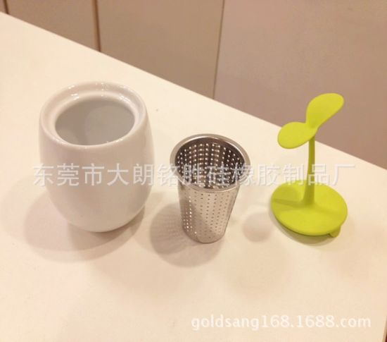 Fashion Tea Making Set with Infuser pictures & photos