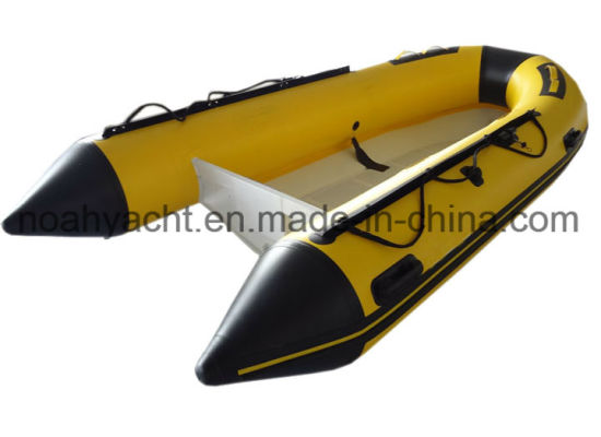 13FT Hypalon Inflatable Aluminum V Hull Fishing Boat pictures & photos