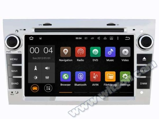 Witson Android 5.1 Car DVD GPS for Opel Astra (A5312) pictures & photos