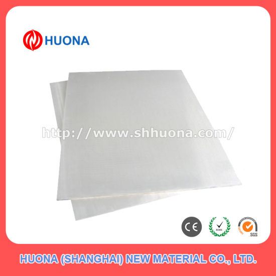 1j79 Permalloy Foil Ni79mo4 Soft Magnetic Alloy Foil pictures & photos