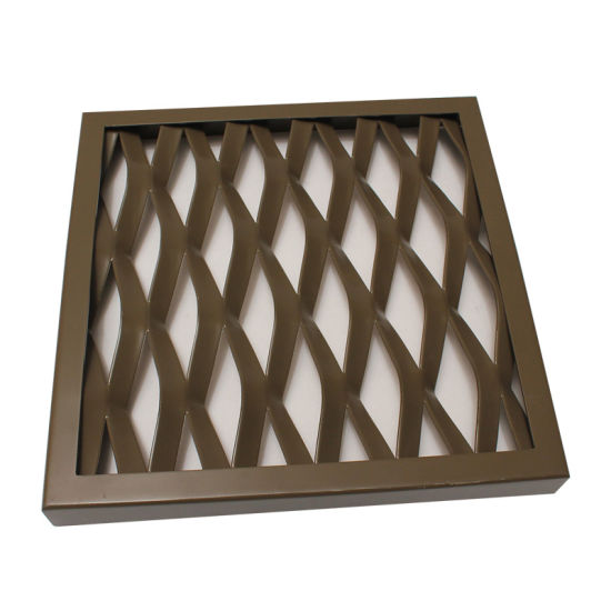 Building Material Perforated Aluminum Ceiling Tiles for Lobby Decoration pictures & photos