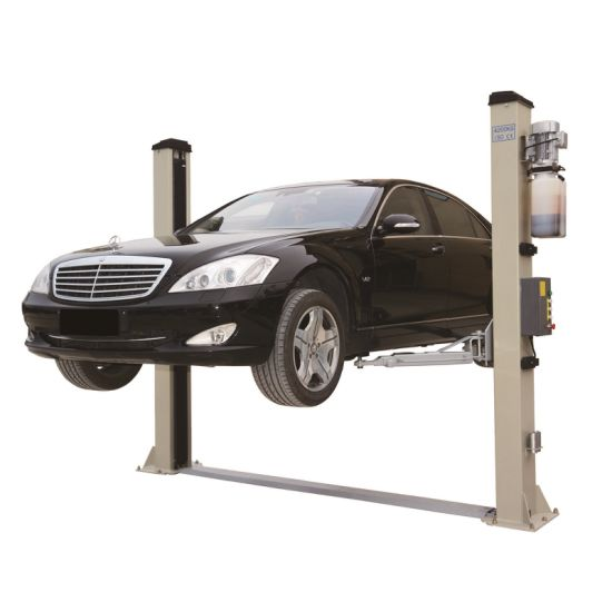 on- 7223e Two Post Car Lift / Garage Repair Equipment