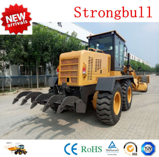 China Heavy Earthmoving Machinery Motor Grader Py9180 for Sale pictures & photos