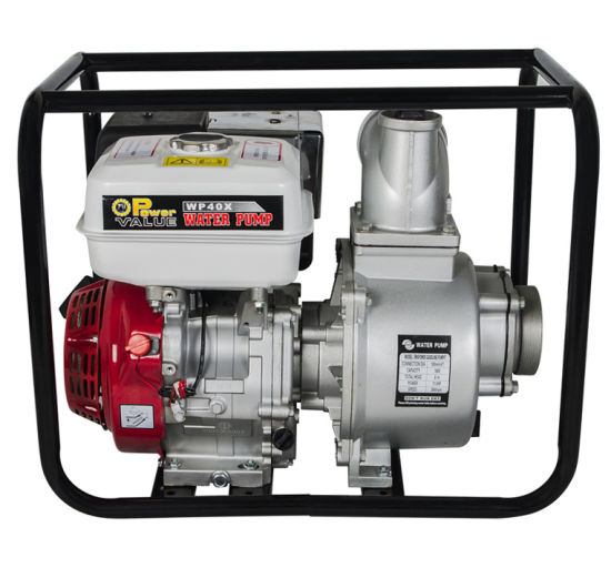 Power Value Ce Aproved Electric Start Electric Water Pump Prices List pictures & photos