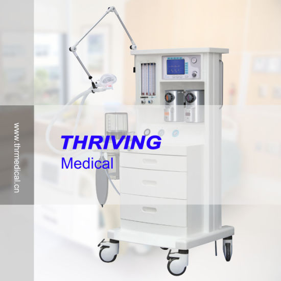 Thr-Mj-560b4 Professional Patient Anesthesia Machine Trolley pictures & photos