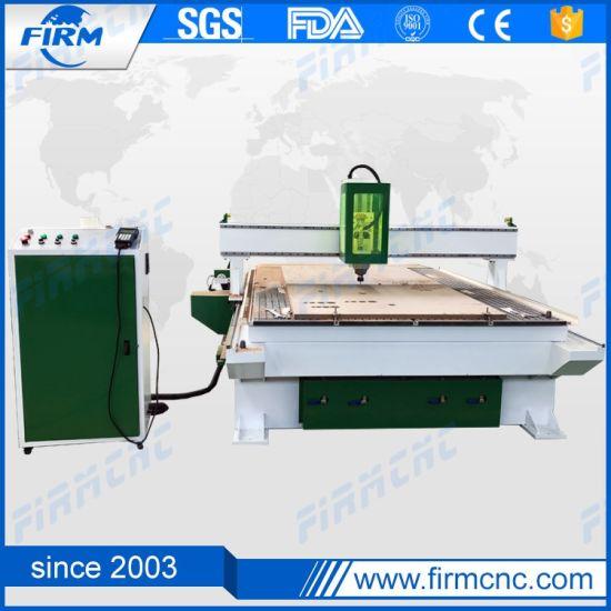 Professional Manufacturer 1300*2500mm Cupboard Door Furniture Making Wood CNC Router