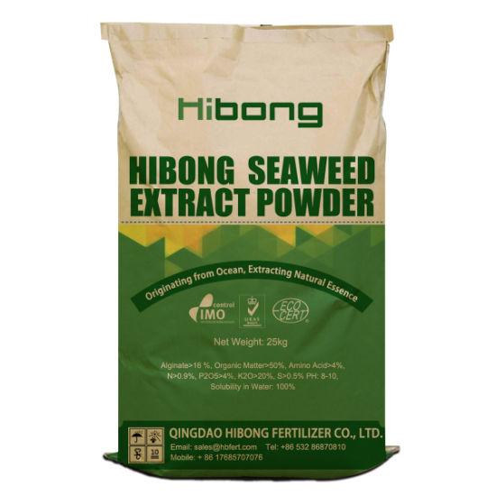Seaweed Extract Fertilizer High Potium Organic