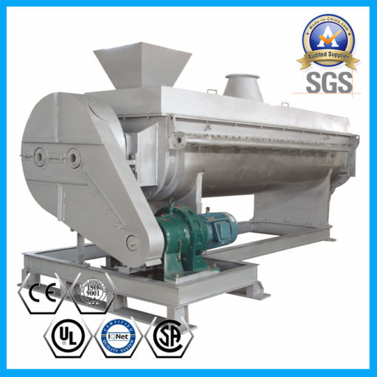 Hollow Blade Dryer for Drying High Moisture Pasty Material pictures & photos