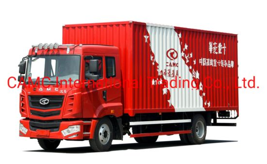 Factory Price CAMC 4*2 251-350HP Cargo Trucks with Best Price