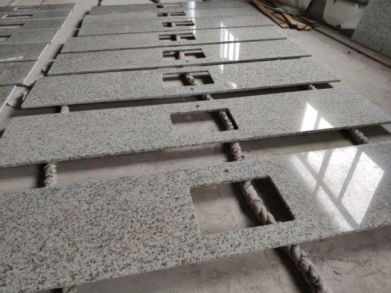 China G682/G640/G664/G655/G603/G654/Juparana Granite Stone Vanity Top Kitchen Countertop