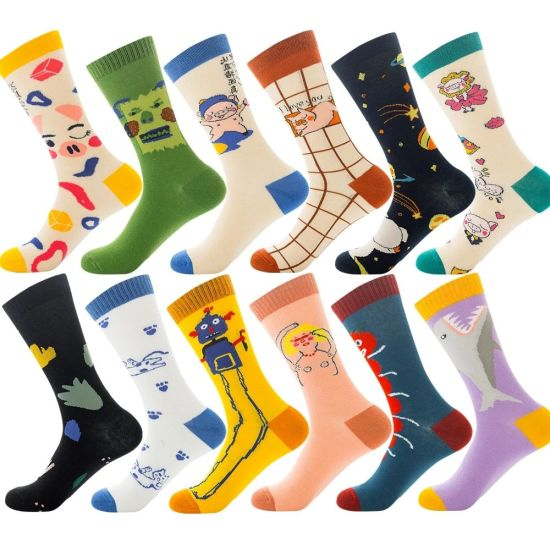 Men Women Baby Kid Girl Boy Children Nylon Polyester Bamboo Cotton Sock Ankle Crew Sock Toe Sock School Knee High Sport Compression Ski Stocking Football Sock pictures & photos