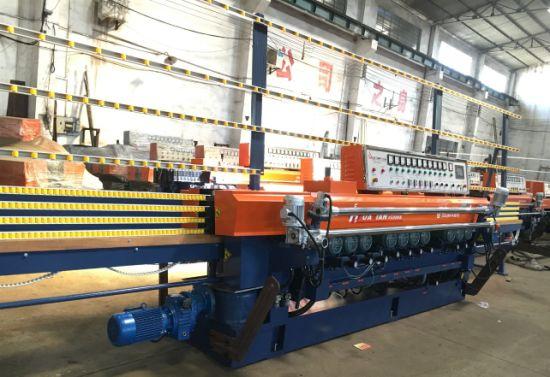 Manual Glass Straight Line Bevelers Machine