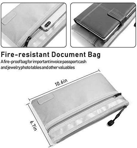 Money Bag Double Layer Waterproof