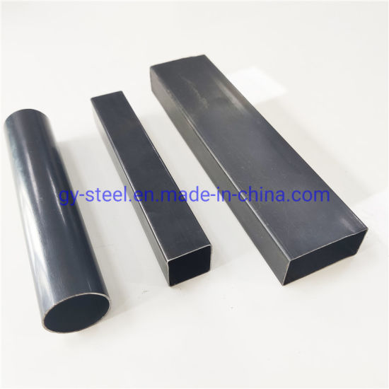 ASTM A500 Material Steel Pipe Square Steel Tube Used Building Structure